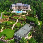 Tyler Perry's 17-Acre Atlanta Estate Hits the Market for $25-Million (PHOTOS)
