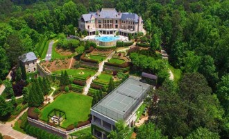 Tyler Perry's 17-Acre Atlanta Estate Hits the Market for $25-Million (PHOTOS)