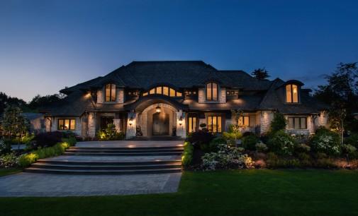 Surrey, B.C. Estate Home Lists for $13.888-Million (PHOTOS & VIDEO)