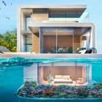 Dubai's 'Floating Seahorse' Homes Are Out Of This World! (PHOTOS)