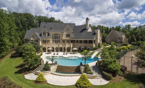 16,000 Sq. Ft. European-Styled Manor Lists for $3.5-Million (PHOTOS)