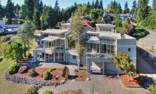 Deal Of The Week: Contemporary Washington Home with Breathtaking Views of Mt. Rainier for $675K (PHOTOS)