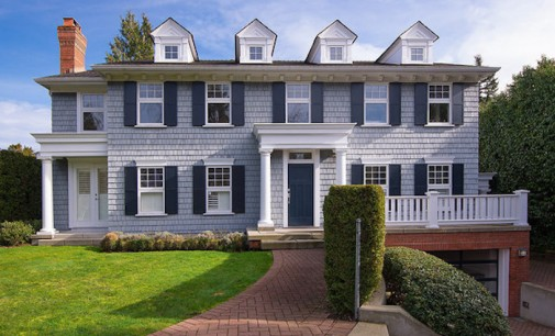 Deal Of The Week: Shingle-Style Meets Modern in Vancouver for $7.198-Million (PHOTOS)