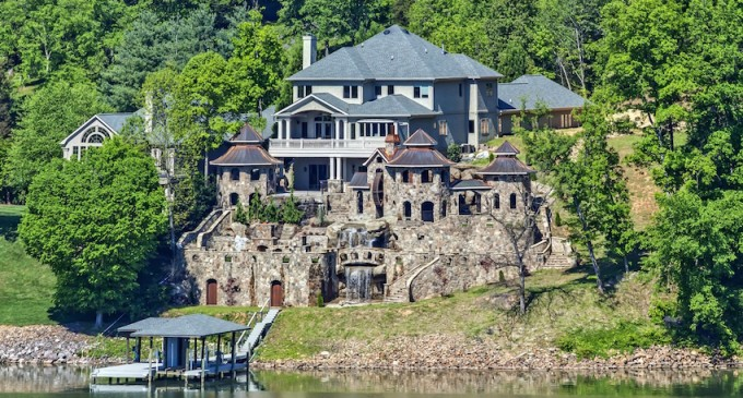 Knoxville Mansion With Medieval Village In Backyard Reduced to $1.5-Million (PHOTOS)