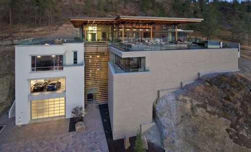 Kelowna, B.C.'s Most Impressive Residence Can Be Yours For $8.8-Million (PHOTOS & VIDEO)