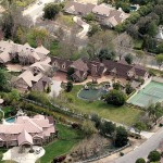 Britney Spears' Former Hidden Hills Estate Demolished (PHOTOS)