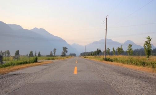20 Photos Showing Pitt Meadows, B.C. Covered In Smoke (PHOTOS)