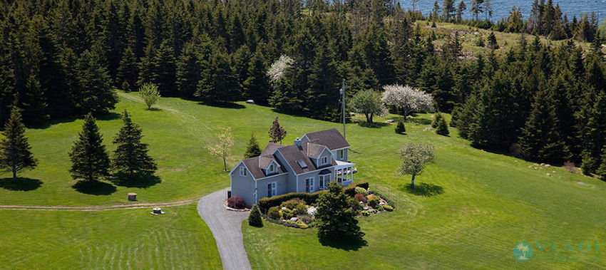57-Acre Island Paradise In Nova Scotia Yours For $7