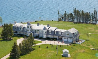 57-Acre Island Paradise Lists In Nova Scotia For $6.95-Million (PHOTOS)