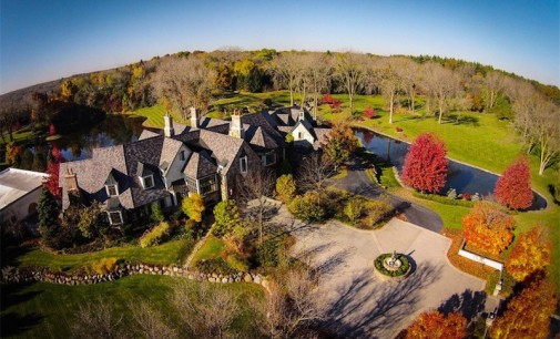 This $18.755-Million Hidden Ponds Estate Will Leave You Speechless (PHOTOS & VIDEO)