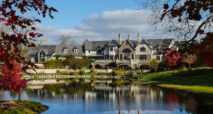 'The Hidden Ponds Estate' – 30,000 Sq. Ft. Manor on 70 Acres Reduced to $14.888M (PHOTOS & VIDEO)