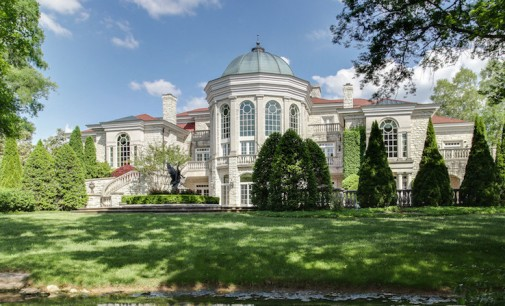Deal Of The Week: Palatial Manor On 29-Acres For $9.5-Million (PHOTOS)