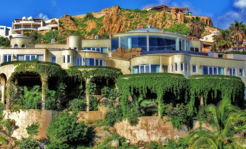 12,000 Sq. Ft. Cliffside Villa In Mexico Can Be Yours For $4.3-Million (PHOTOS)