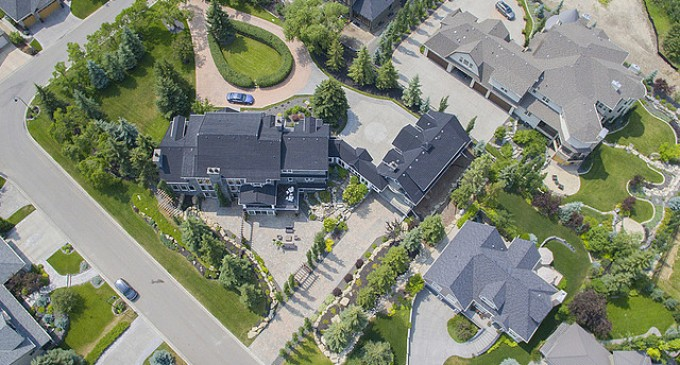 Calgary, AB's 10,000 Sq. Ft. 'Manor House' Reduced To $10.995-Million (PHOTOS & VIDEO)