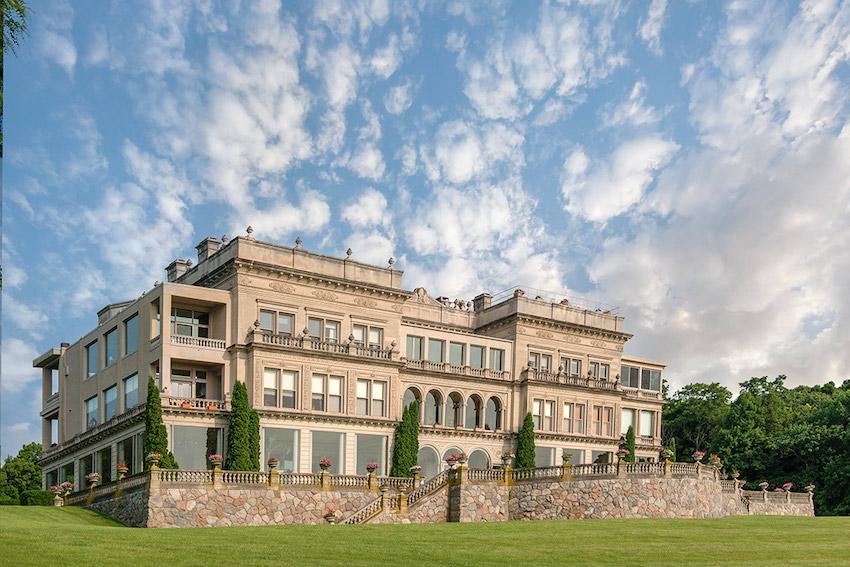 Lake Geneva Stone Manor Penthouse To Be Auctioned Photos