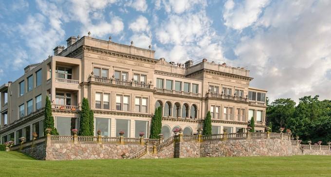 Lake Geneva Stone Manor Penthouse To Be Auctioned (PHOTOS)