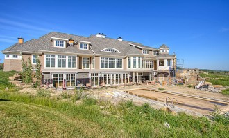 12,500 Sq. Ft. Eastern Seaboard-Style Calgary Residence Lists For $7-Million (PHOTOS)