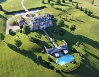 Stoneridge Hall, Canada's Finest Estate, Can Be Yours For $16.9-Million (PHOTOS & VIDEO)