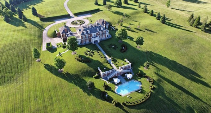 Stoneridge Hall, Canada's Finest Estate, Reduced to $9.988M (PHOTOS & VIDEO)