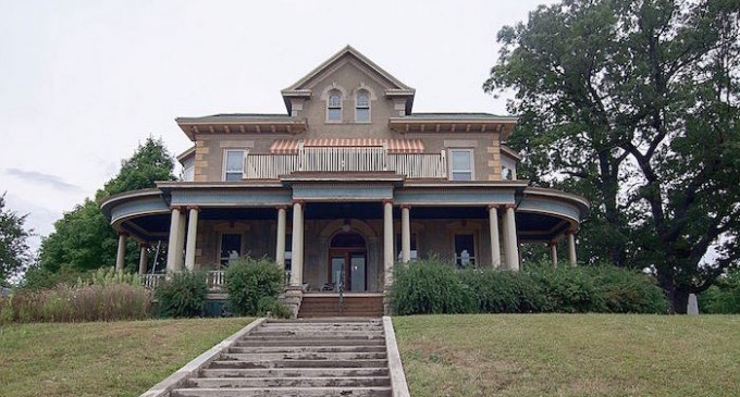 c.1877 Italianate Mansion Can Be Yours For Just $425K (PHOTOS)