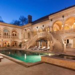 Atlanta, GA Mansion Just Can't Sell, Reduced Many Times (PHOTOS & VIDEO)