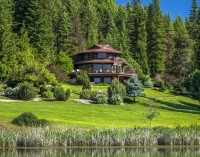918-Acre Dream Retreat Available In Washington State For $11-Million (PHOTOS)