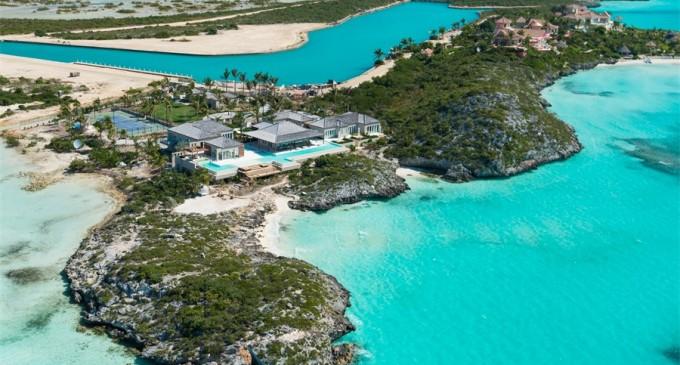 4.57-Acre Turks & Caicos Paradise Seeks $25-Million (PHOTOS)