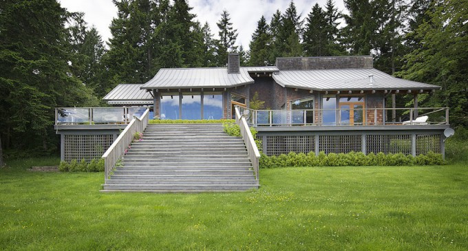 A Piece Of Serenity Awaits On Salt Spring Island For $1.675-Million (PHOTOS & VIDEO)
