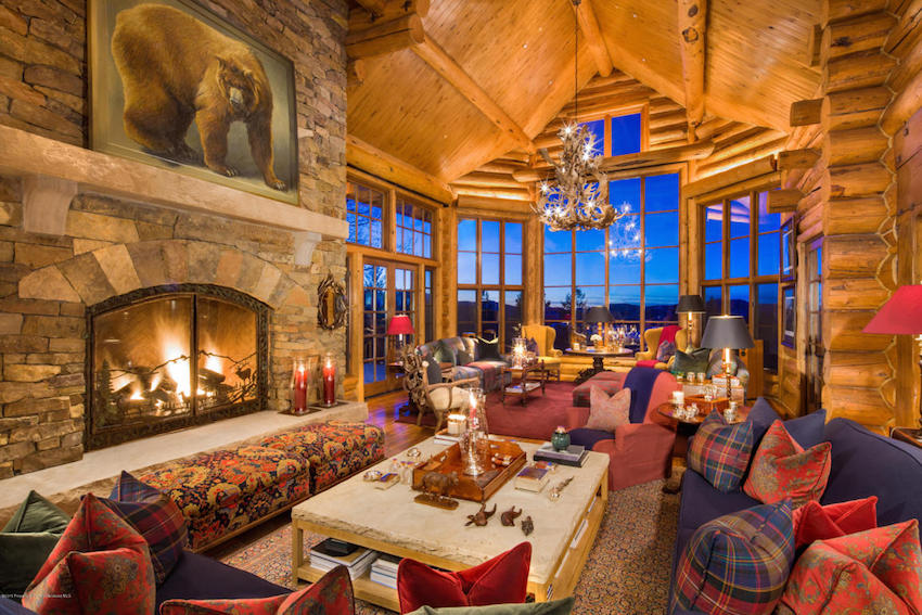 Coldwell Banker-Mason & Morse, Carrie Wells, Eagle Pines Log Home, Mar. 5, 2015