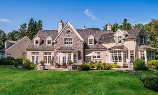 European Country Manor Lists in Greenwich For $5.995-Million (PHOTOS)