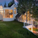 5-Acre Artfully Designed Jackson, WY Residence Asks $5.495-Million (PHOTOS)