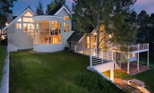 5-Acre Artfully Designed Jackson, WY Residence Asks $5.495-Million (PHOTOS)