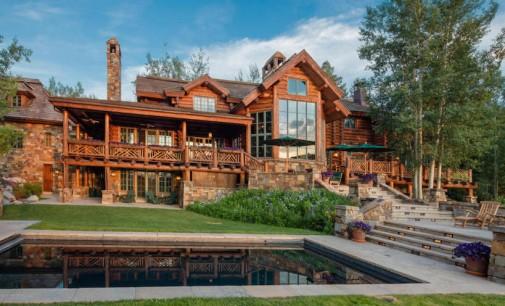 11,300 Sq. Ft. Aspen, CO Lodge Seeks $17.95-Million (PHOTOS)