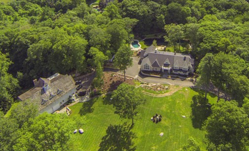 This Detached Entertainment Barn Is Truly One-Of-A-Kind! (PHOTOS)