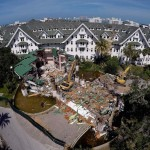 Demolition Underway At Florida's Historic 820,000 Sq. Ft. 'Belleview Biltmore Resort & Spa' (PHOTOS & VIDEO)
