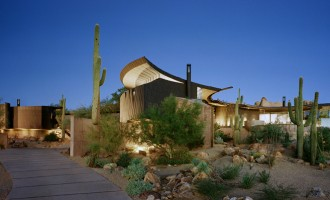 Scottsdale's Dramatic 'Scorpion House' Can Be Yours For $5.5-Million (PHOTOS)