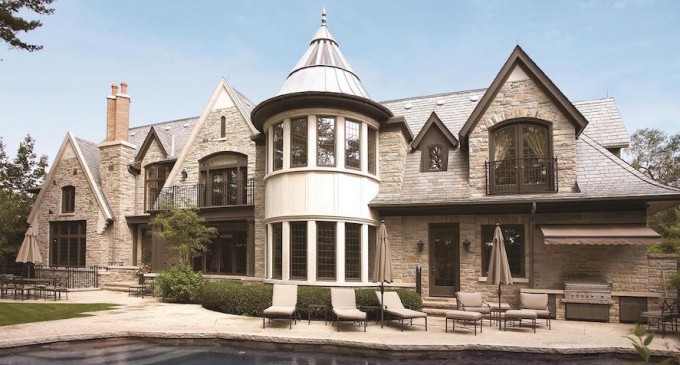 Toronto-Area Peter Higgins Designed Manor Asks $14.8-Million (PHOTOS & VIDEO)