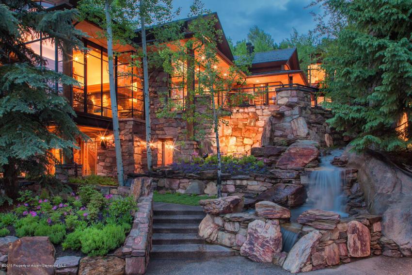 'The Pond House' – A $39.75-Million Masterpiece In Aspen, CO (PHOTOS)