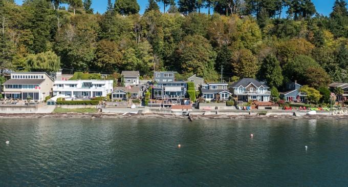 Seaside Tsawwassen, BC Retreat Seeks $1.988-Million (PHOTOS & VIDEO)