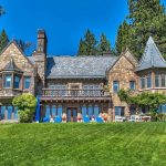 Nevada's 'Castle On Lake Tahoe' Once Priced for $26M, Sells for $17.75M (PHOTOS)