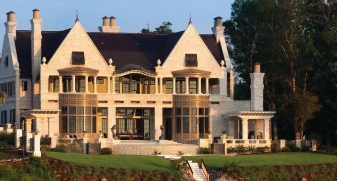 Victoria's 'Grayson Manor' Originally Priced At $5.5-Million, Sells For $3.5-Million (PHOTOS & VIDEO)