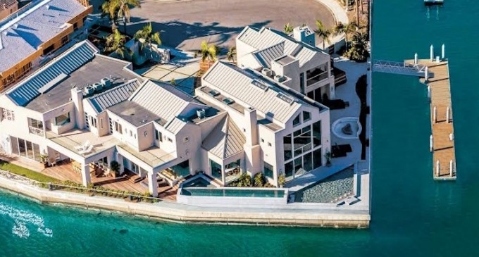 This Rare San Diego Waterfront Gem Can Be Yours For $12.9-Million (PHOTOS)
