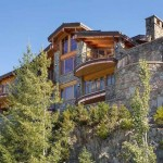 Stunning Post And Beam Whistler, B.C. Mountain Home Lists For $6.499-Million (PHOTOS & VIDEO)