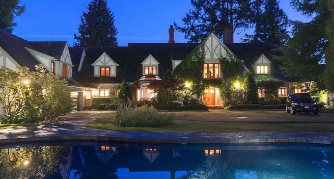 West Vancouver, BC's Most Expensive Residence Lists At $42.8-Million (PHOTOS)