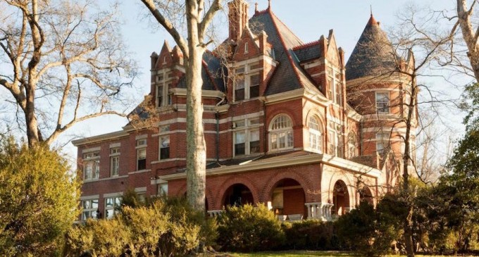 c.1894 Historic Brick Mansion Seeks $1.65-Million (PHOTOS & VIDEO)