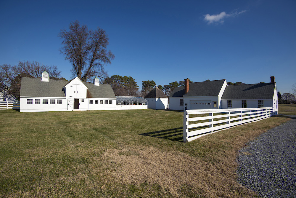 Historic 153 Acre Langdon Farm In Sherwood Md Once Priced