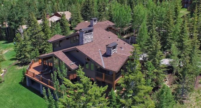 $12.955-Million Park City, UT Ski Lodge Selling to Highest Bidder (PHOTOS & VIDEO)