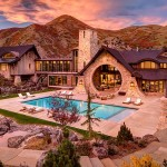Incomparable 22,000 Sq. Ft. Utah Estate Hits the Market for $18.5-Million (PHOTOS)