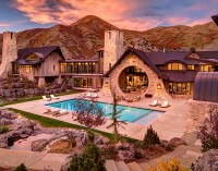 Incomparable 22,000 Sq. Ft. Utah Estate Hits the Market for $17.9-Million (PHOTOS)