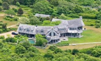 29-Acre Martha's Vineyard Family Estate For $22.5-Million (PHOTOS)